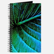 Abstracted Leaf Journal
