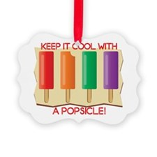Keep It Cool With A Popsicle Ornament