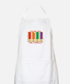 You Are Cool Like A Popsicle! Apron
