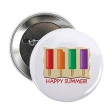 "Happy Summer 2.25"" Button"