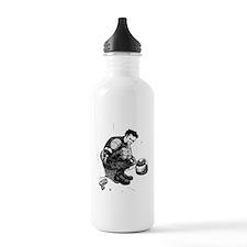 Funny Cyberpunk Water Bottle