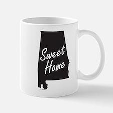 Sweet Home Alabama Mugs