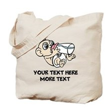 Funny Baby | Personalized Tote Bag