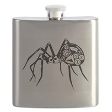 Mechanical Spider Flask