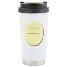 Take a Chill Pill Travel Mug