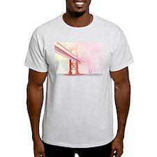 Cute Golden gate bridge T-Shirt