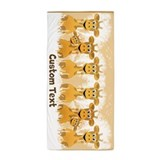 Giraffe Beach Towels