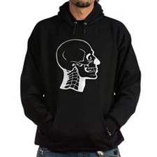 X-Ray Skull Hoodie