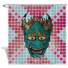 fullbleed20 Shower Curtain