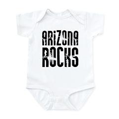 Arizona Rocks Infant Bodysuit