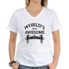 World's Most Awesome 100 Ye Shirt