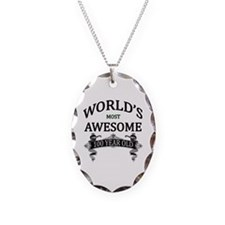 World's Most Awesome 100 Year Necklace