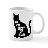 Cat lady Small Mugs (11 oz)