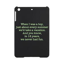 Family Vacation iPad Mini Case