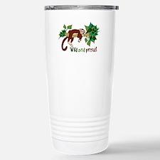 Wild And Proud! Travel Mug