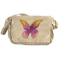 Pretty Butterfly 2 Messenger Bag