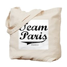 Team Paris Tote Bag