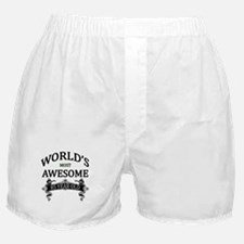 World's Most Awesome 85 Year Old Boxer Shorts