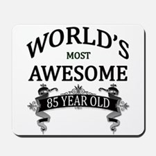 World's Most Awesome 85 Year Old Mousepad