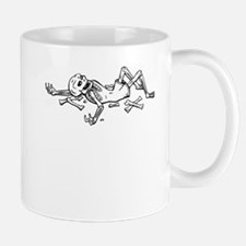 Broken Skeleton Mugs