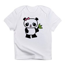 Cute Dark brown Infant T-Shirt