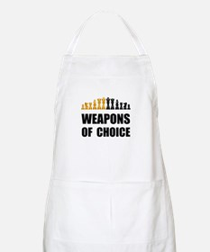 Chess Weapons Apron