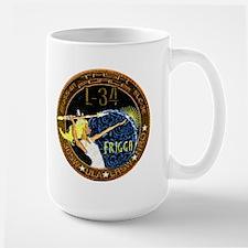 NROL 34 Launch Team Large Mug