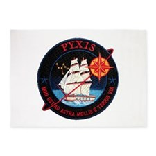 NROL 30 Program Logo 5'x7'Area Rug