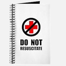 Do Not Resuscitate Journal