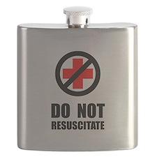 Do Not Resuscitate Flask