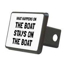 Happens On The Boat Hitch Cover