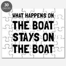 Happens On The Boat Puzzle