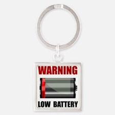 Low Battery Keychains
