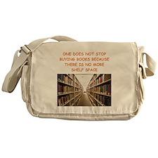 BOOKSCIA2 Messenger Bag