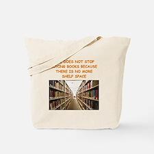 BOOKSCIA2 Tote Bag