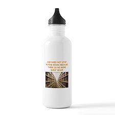 BOOKSCIA2 Water Bottle