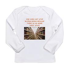 BOOKSCIA2 Long Sleeve T-Shirt