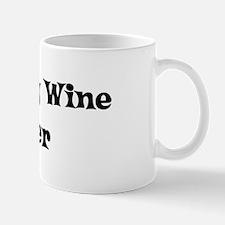 Sparkling Wine lover Mug