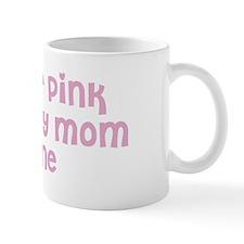 Wear pink for Suzanne Coffee Mug