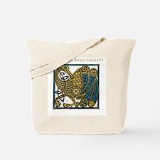 Cute Bach Tote Bag