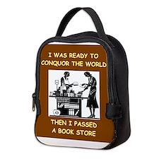 16 Neoprene Lunch Bag