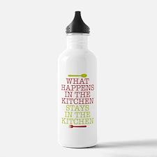 What Happens in the Ki Water Bottle