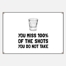Miss The Shots Banner