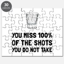 Miss The Shots Puzzle