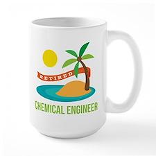 Retired Chemical engineer Mug