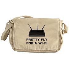 Pretty Fly WiFi Messenger Bag
