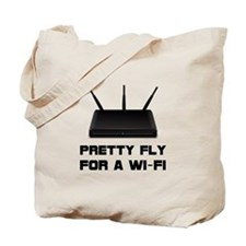 Pretty Fly WiFi Tote Bag