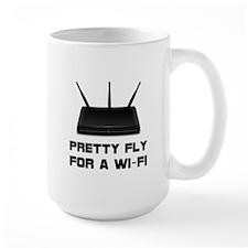 Pretty Fly WiFi Mugs