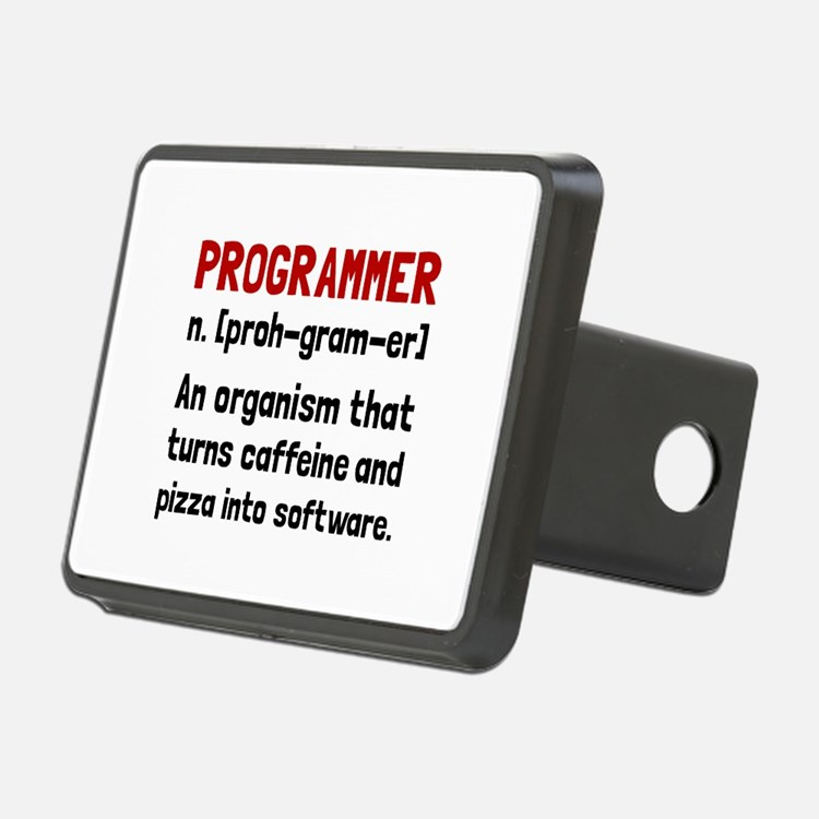 Programmer Definition Hitch Cover