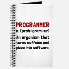 Programmer Definition Journal